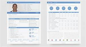 basketball resume designs lowgravitypl With basketball player resume template