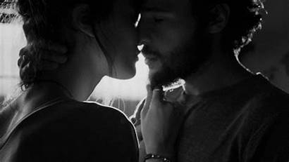 Relationship Kissing Kiss Couple Romantic Gifs Romance
