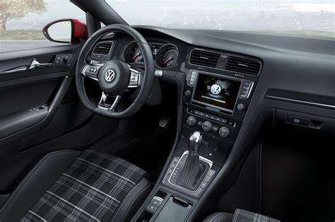 golf 7 gtd interieur volkswagen cars news 2013 mk7 golf gtd