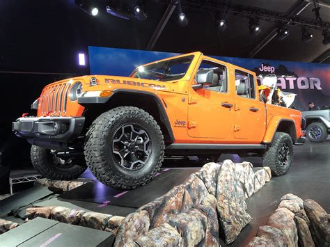 When Can You Buy A 2020 Jeep Gladiator by 5 Things To About The 2020 Jeep Gladiator