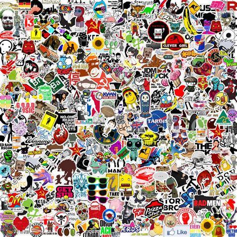 sticker bombing poisk  google sticker bombing