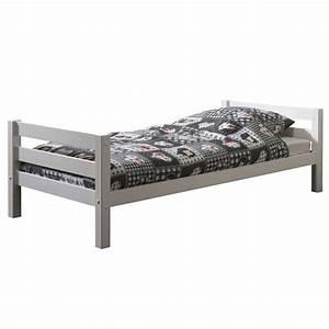Roller Bett 90x200 : bett pino kiefer massiv wei 90x200 cm online bei roller kaufen ~ Watch28wear.com Haus und Dekorationen