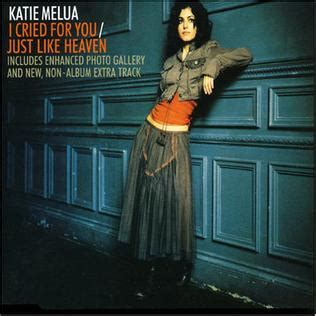 I Cried For You (katie Melua Song)  Wikipedia