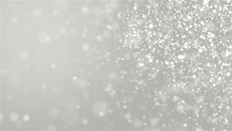 Glitter Snowflake Background by Silver Abstract With Snowflakes Animated