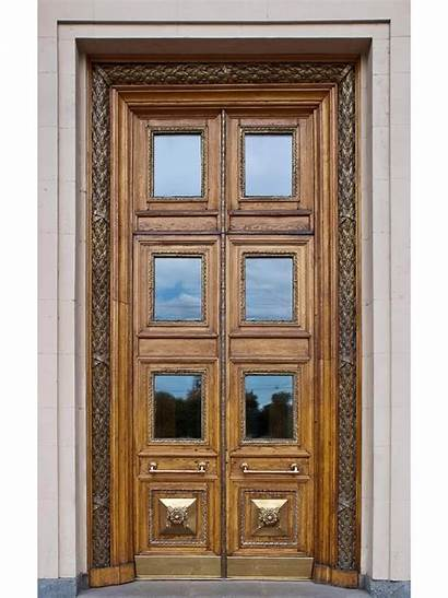 Door Wood Crafted Hand Doors Custom Exterior