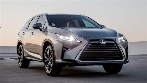 lexus rx 450h 2020 2020 lexus rx 450h f sport price up to date news and info
