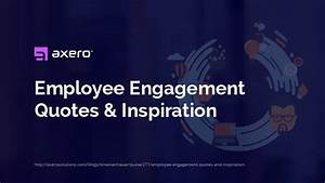 Employee Engage... Software Employee Quotes