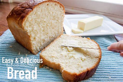 craftaholics anonymous easy bread machine bread recipe