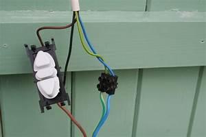 Branchement Electrique Volet Roulant Sur Prise De Courant : store banne installation maison et domotique ~ Dailycaller-alerts.com Idées de Décoration