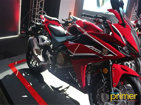 Honda Philippines Launches Big Bike Collection For 2018