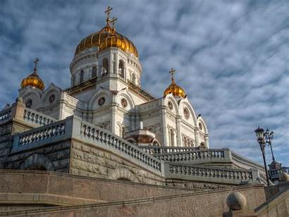 Christ Cathedral Saviour Moscow Picking Church Tripoto