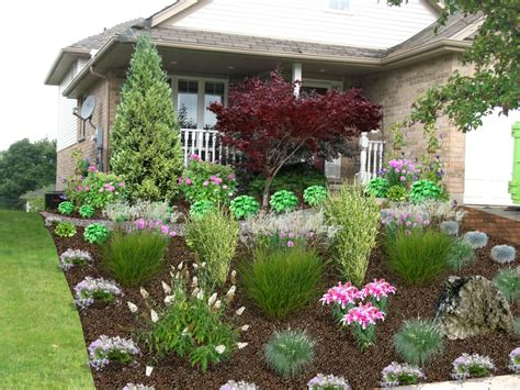 water wise landscaping for special corner home ideas