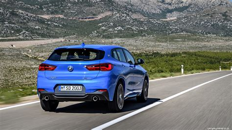Bmw X2 Backgrounds by Cars Desktop Wallpapers Bmw X2 Sdrive20i M Sport 2018