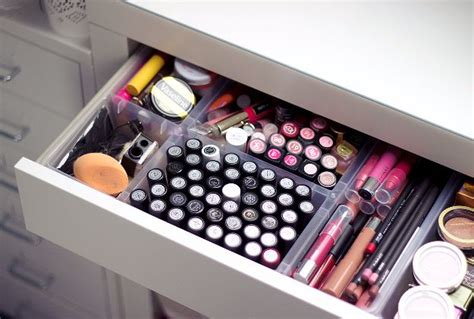 diy makeup drawer organizer 13 diy makeup organizers to give your makeup a proper home