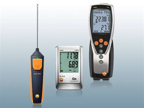 Temperature measuring instruments from the market leader ...