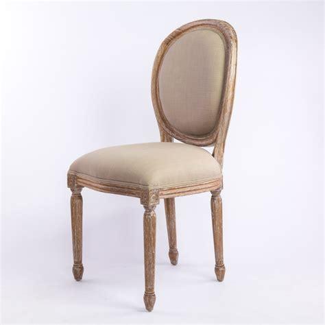 chaises médaillon grossiste en chaises médaillons style louis xvi cérusé