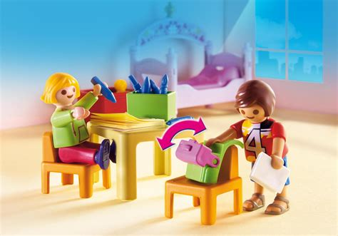 chambre parent playmobil children 39 s room 5306 playmobil usa
