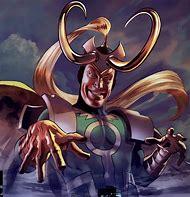 Avengers vs Loki Comic
