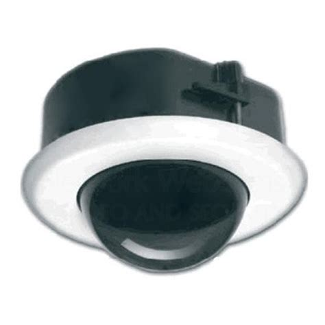 axis 206 network axis ceiling mount housing for axis 206 and 207 cameras