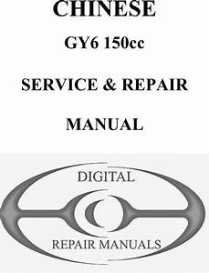 Chinese Scooter 150cc Gy6 Service Manual Pdf