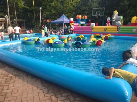 Hola Inflatable Pool Rental/large Inflatable Swimming Pool
