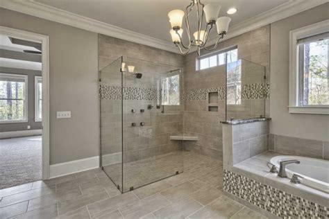 master bathroom tile ideas photos gray mosaic marble wall bath panels master bathroom shower