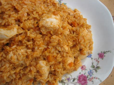 chicken and rice chicken and brown rice recipes dishmaps