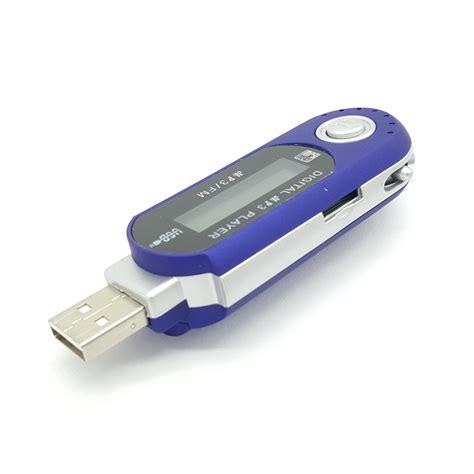 "Xp9143 12"" Display Usb Flash Drive Type Mp3 Player W Mic"