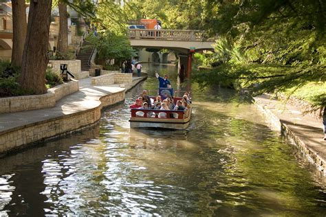 The Boat Ride In Spanish by Museums On San Antonio River Walk Deep Culture Travel
