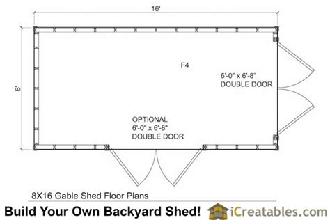 shed plans tall shed plans storage shed plans
