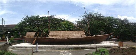 Balangay Boat Drawing by Balangay Boat Unearthed In Butuan