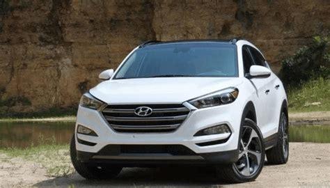 Hyundai Diesel 2020 by 2020 Hyundai Tucson 1 6 Diesel Release Date Redesign