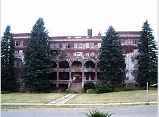 Deserted Places The Holy Family Orphanage in Marquette