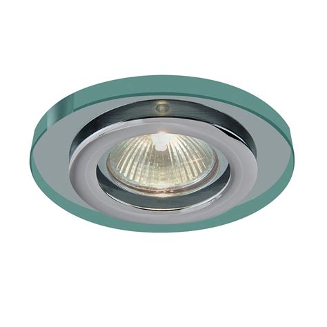 shower rated recessed lights searchlight 5150cc ip55 shower proof downlighter
