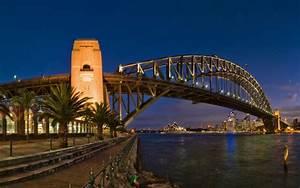 Luna Park And Bridge, Sydney Computer Wallpapers, Desktop ...