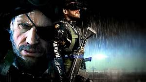 video Games, Metal Gear Solid V: Ground Zeroes, Big Boss ...