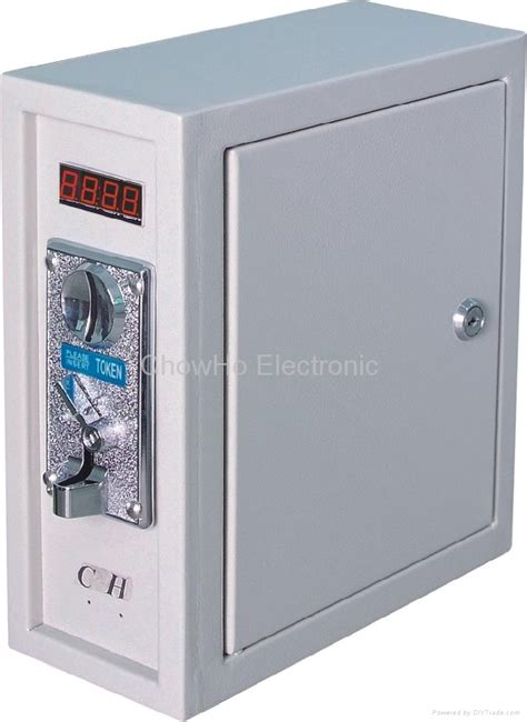coin operated timer board power supply box china