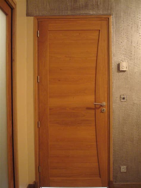 porte en bois chambre porte en bois