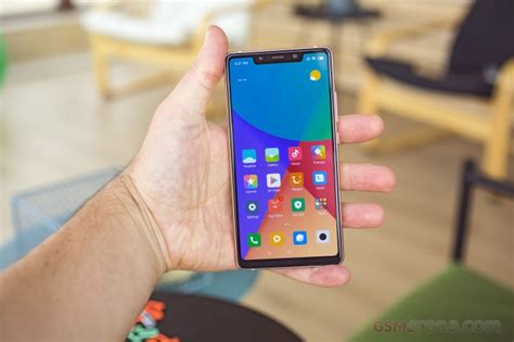 xiaomi mi 8 se in for review gsmarena news