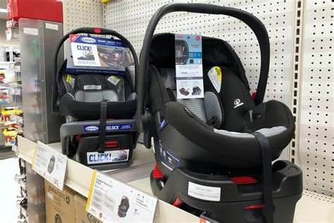 Graco, Evenflo And Chicco Car Seats, As Low As .67 At