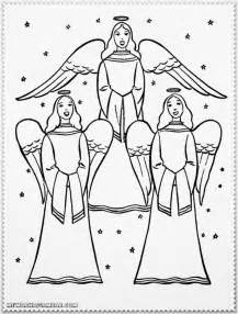 Free Printable Christmas Coloring Pages Nativity