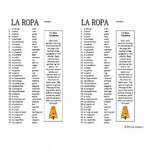 Image Gallery spanish adjectives