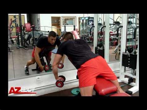 Musculation Des Biceps  Curl Pupitre à La Machine Doovi