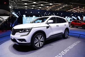 Renault Koleos 2017 Fiche Technique : prix renault koleos 2017 tarifs et quipements du nouveau koleos 2 photo 1 l 39 argus ~ Medecine-chirurgie-esthetiques.com Avis de Voitures