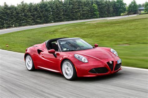 Essai Alfa Romeo 4c Spider 240 Ch