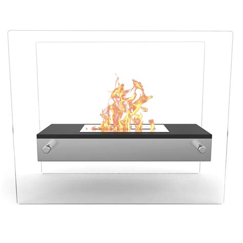 Elite Flame Vista Tabletop Firepit Bio Ethanol Ventless