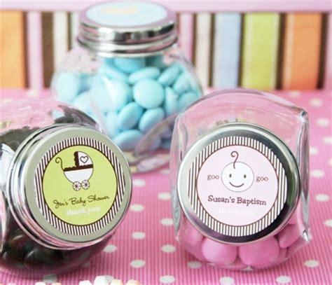 baptism mini candy jar favors diy baptism favors