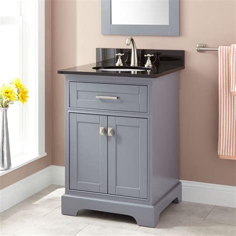 24 quot quen vanity for undermount sink gray bathroom vanities bathroom