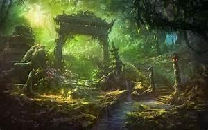 http cghubcom images view 159236 full hd wallpaper and With katzennetz balkon mit fantasy fields magic garden