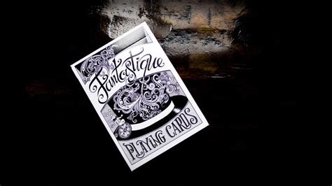 fantastique deck   buck twns cards playing card